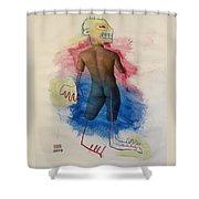 2546 Shower Curtain