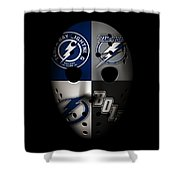 Tampa Bay Lightning Shower Curtain