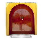2631-door Shower Curtain