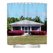 27 Cottage Shower Curtain