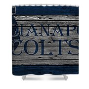 Indianapolis Colts Shower Curtain