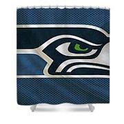 Seattle Seahawks Shower Curtain