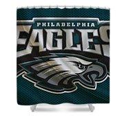Philadelphia Eagles Shower Curtain