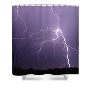 2922 Shower Curtain