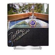 1922 Isotta-fraschini Shower Curtain