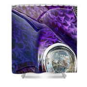 1937 Ford Oze Shower Curtain
