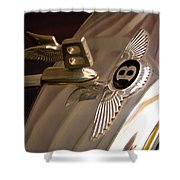 1956 Bentley S1 Shower Curtain
