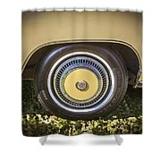1978 Cadillac Eldorado Shower Curtain