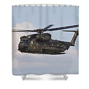 A Ch-53gs Of The German Army Shower Curtain