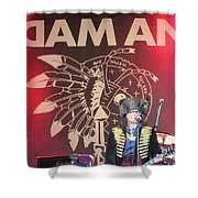 Adam Ant Shower Curtain