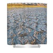Alvord Desert, Oregon Shower Curtain