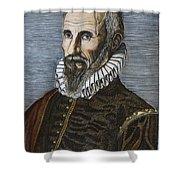 Ambroise Pare (1517?-1590) Shower Curtain