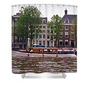 Amsterdam Shower Curtain