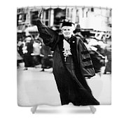 Anna Howard Shaw Shower Curtain