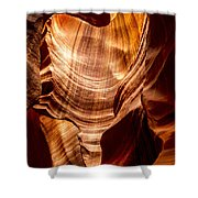 Antelope Canyon Shower Curtain