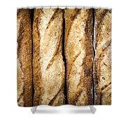 Baguettes Shower Curtain