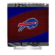Buffalo Bills Shower Curtain