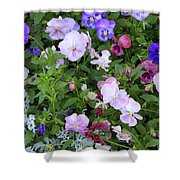 Callaway Gardens Shower Curtain