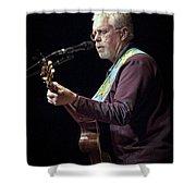 Canadian Folk Rocker Bruce Cockburn Shower Curtain