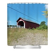 Carlton Bridge Shower Curtain