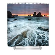 Cornwall Shower Curtain