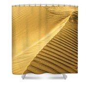 Desert Sand Dune Shower Curtain