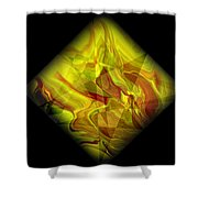 Diamond 105 Shower Curtain