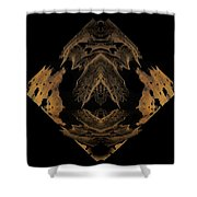 Diamond 137 Shower Curtain