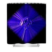 Diamond 201 Shower Curtain