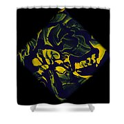 Diamond 208 Shower Curtain