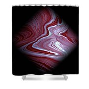 Diamond 214 Shower Curtain