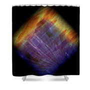 Diamond 215 Shower Curtain