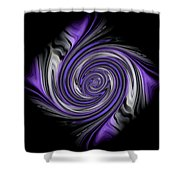 Diamond 216 Shower Curtain