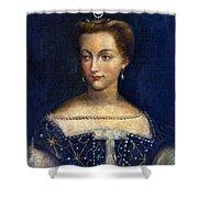 Diane De Poitiers (1499-1566) Shower Curtain