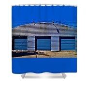 3 Doors Shower Curtain