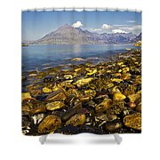 Elgol Shower Curtain