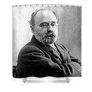 Emile Zola (1840-1902) Shower Curtain