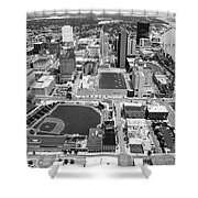 Fifth Third Field Toledo Ohio Shower Curtain