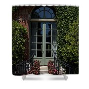 Filoli Shower Curtain