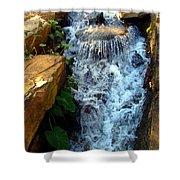 Finlay Park Waterfall 2 Shower Curtain
