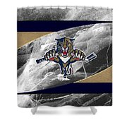 Florida Panthers Shower Curtain