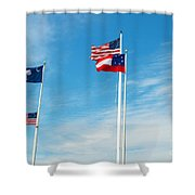 Fort Sumter, Sc Shower Curtain