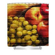 Fruit Shower Curtain
