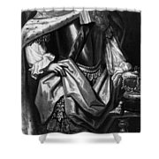 George II (1683-1760) Shower Curtain