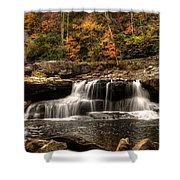 Glade Creek Mill Shower Curtain