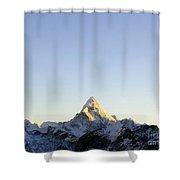 Himalayas Shower Curtain