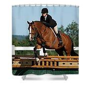 Hunter6 Shower Curtain