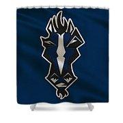 Indianapolis Colts Uniform Shower Curtain