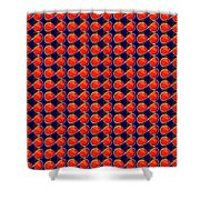 Infinity Infinite Symbol Elegant Art And Patterns Shower Curtain by Navin Joshi