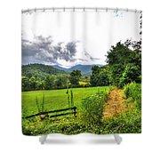 Iotla Valley Shower Curtain